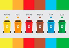 Landfill Garbage Sorting