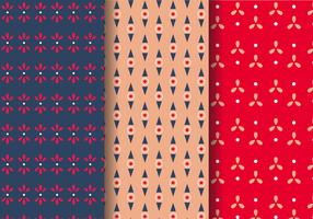 Free Ethnic Pattern Vector