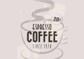 Espresso Coffee Coffee Cup Vector