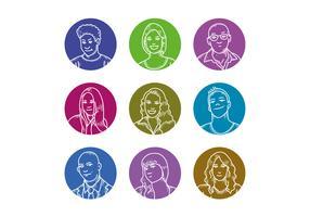 Free Personas Vector Illustration