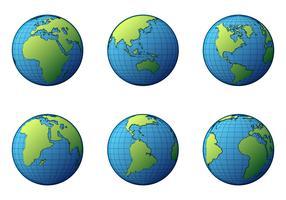 Globus Free Vector