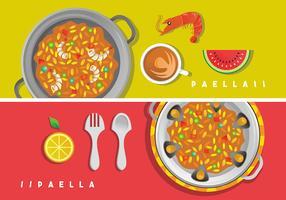 Paella Vector Art