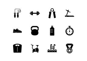 Free Healthy Lifestyle Icons