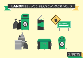 Landfill Free Vector Pack Vol. 3