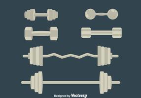 Dumbell Vector Set