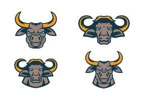 Free Buffalo Vector