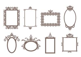 Free Decorative Frames Vector
