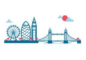 London Vector City