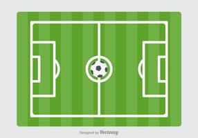 Free Vector Football Ground