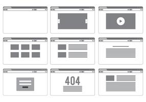 Blank Site Page Templates