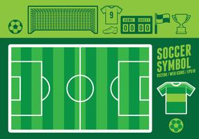Soccer Symbol Web Icons