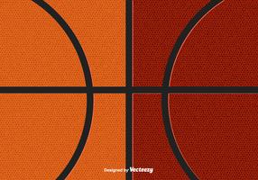 Basketball Texture Pattern