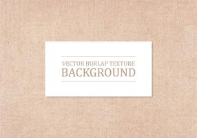Vector Burlap Texture Background