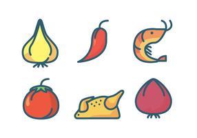 Paella Element Icon