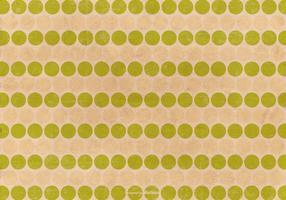 Grunge Polka Dot Pattern Background