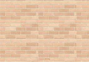 Brown Brick Pattern Background