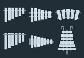 Free Marimba Icons Vector