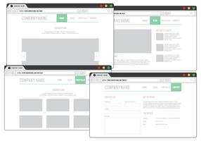 Web Browser Design