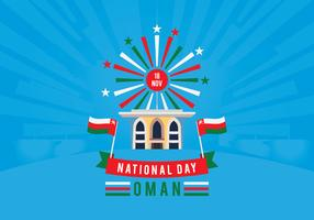 Sultanate of Oman National Day