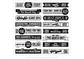 Coupon Collection Vector