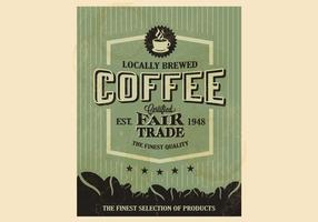 Foresty Coffee Vector