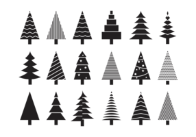 Sapin Icons Vector
