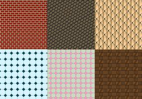 Masonry and Tile Free Vector