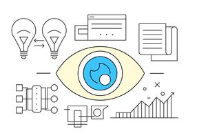 Free Eye for Business Icons