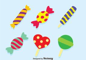 Nice Candy Vector Set