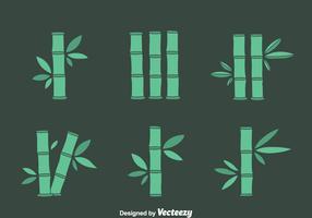 Bamboo Vector Set