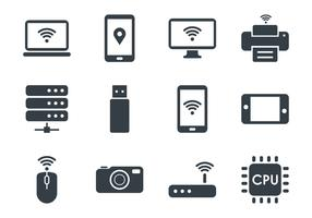 Tecnologia Icons