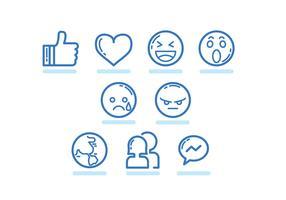 Tecnologia Facebook Icono