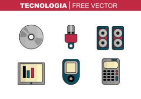 Tecnologia Free Vector