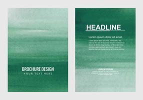 Free Vector Business Brochure