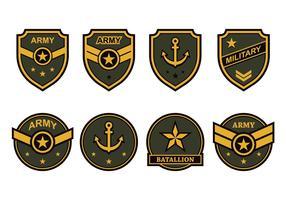Free Army Emblem Vector