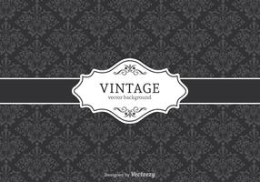 Decorative Vintage Vector Background