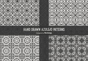 Pacote de vetores de padrões Azulejo