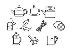 Free Teapot Vector