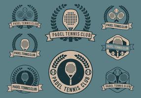 Padel Club Logos