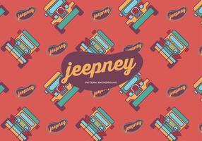 Jeepney Pattern