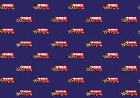 Free Jeepney Vector Illustration
