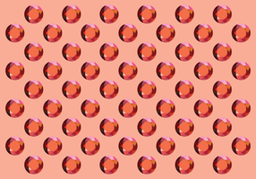 Red Rhinestone Background
