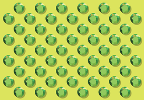 Green Rhinestone Background