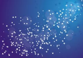 Stardust Background Vector