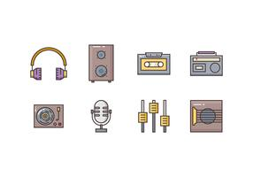 Free Music Icons