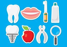 Fun Dentista Icons