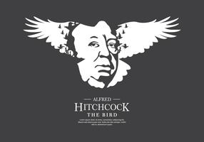 Hitchcock Bird Background
