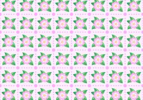 Free Camellia Pattern Vector