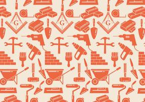 Masonry Pattern Vector