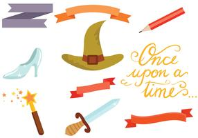 Free Fairy Tale Vectors